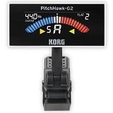 KORG PitchHawk-G2 [AW-3G2-WH] - White - Tuner Klip